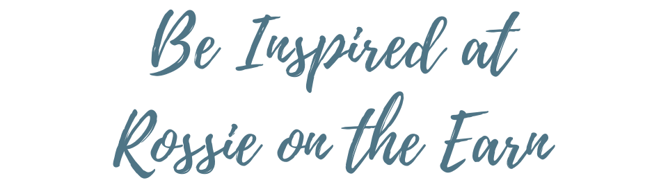Be Inspired at Rossie on the Earn