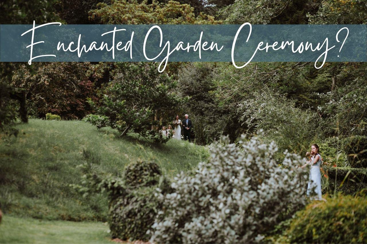 Enchanting Garden Wedding?