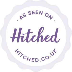 Featured on Hitched.co.uk